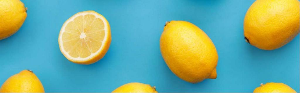 How do markets use lemons to change  lives?