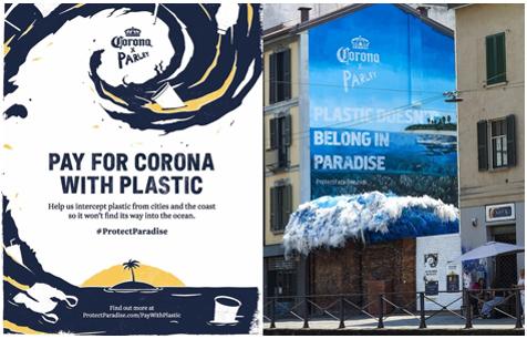 Saving the world's paradises - Corona and the plastic pandemic